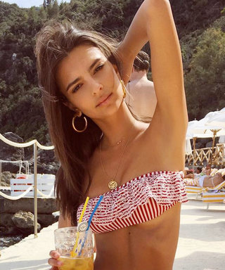 Emily Ratajkowski's Italian Vacation Is Giving Us Major FOMO