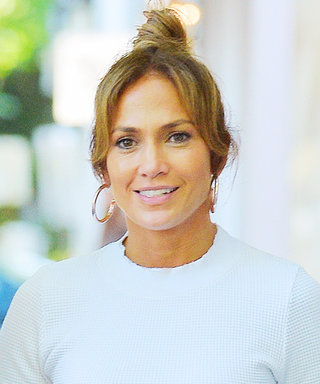 Jennifer Lopez Can't Stop Showing Off Her Toned Midriff