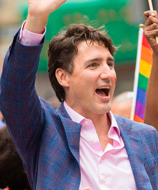 Justin Trudeau Reached Peak Justin Trudeau at Toronto Pride Parade