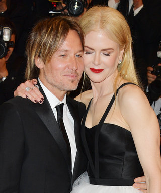 Keith Urban's Sweet Anniversary Photos with Nicole Kidman Will Melt Your Heart