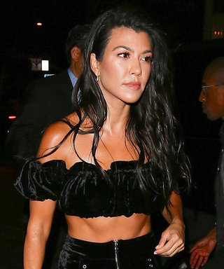 Kourtney Kardashian's Best Street Style Looks