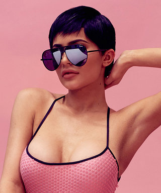Kylie Jenner Is Obsessed with These $80 Sunglasses from Her New Collab