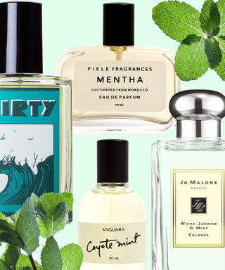6 Mint Fragrances That Don't Smell Like Toothpaste