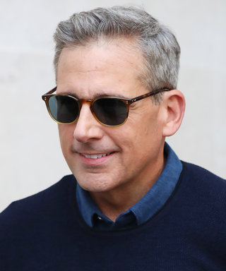 Steve Carell Is a Silver Fox and We're Here for It