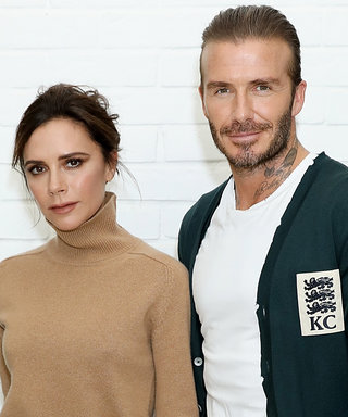 David and Victoria Beckham Celebrate Wedding Anniversary with the Most Adorable Throwbacks