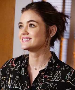 Aria's Wedding Gown in the Pretty Little Liars' Series Finale Embodies Regal Elegance