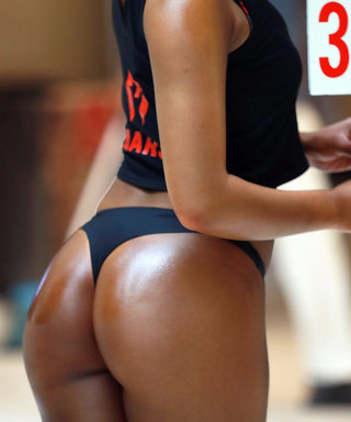Apparently, a Women's Beautiful Butt Competition Exists