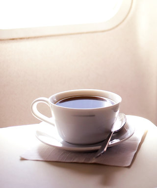 You Should Think Twice Before Ordering This on a Plane
