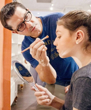 Cutest Idea of All Time: Dad and Daughter Makeup Classes