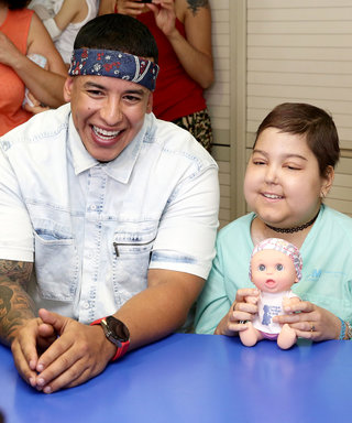 "This Video of Daddy Yankee Singing ""Despacito"" with Cancer Patient Is So Touching"
