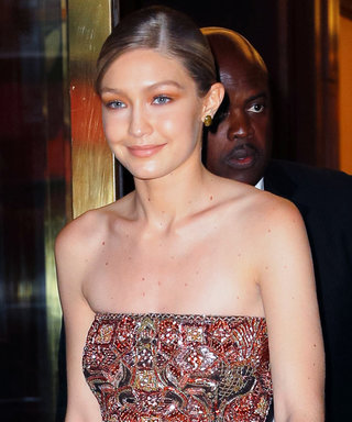 Gigi Hadid Found a Black Tie-Worthy Substitute for the Ball Gown