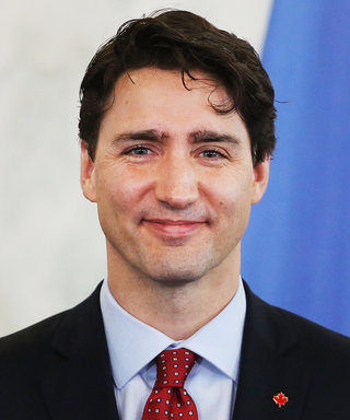 Justin Trudeau Just Made His Long-Awaited Modeling Debut (Well, Sort Of)
