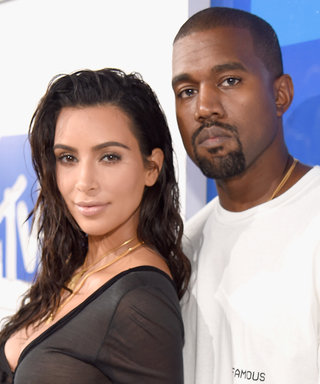 Kimye's Sweet Kiss Has Us Believing in Love Again