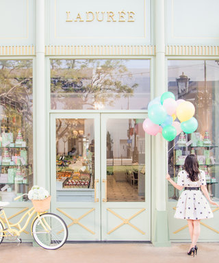 Ladurée and Gray Malin Team Up for a Sweet Surprise
