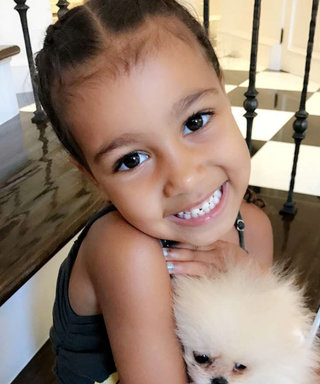 North West's New Puppy Officially Has a Name
