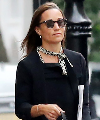 See What Pippa Middleton Wore for First London Sighting Since Her Honeymoon