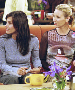 Courteney Cox and Lisa Kudrow Staged Their Own Mini Friends Reunion