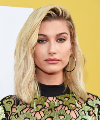 Daily Beauty Buzz: Hailey Baldwin's Pink Eyeshadow