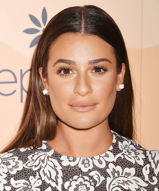 Lea Michele's Tropical Escape Makes Us Want to Head for the Beach with Our Best Girlfriends ASAP