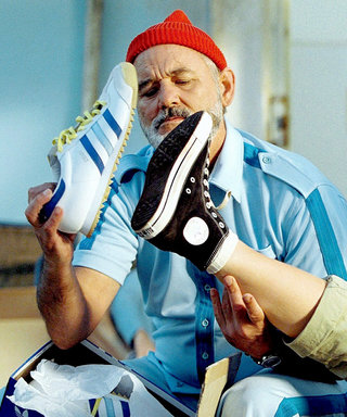 Adidas Finally Made the Zissou Sneaker from The Life Aquatic