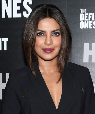 Priyanka Chopra Sizzles in Her Spin on Menswear
