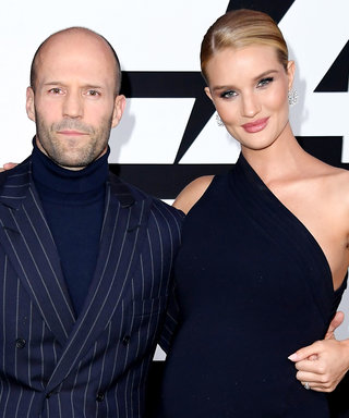 Rosie Huntington-Whiteley's Newborn Joins a Long List of Adorable Celeb Babies