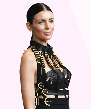 Is Liberty Ross Christian Grey's Dream Girl in '90s Versace?
