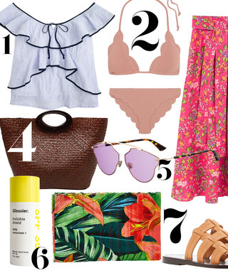 9 Items You Need For Your Next Beach Weekend