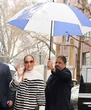 18 Celebrities Who Can't Be Bothered to Hold Their Own Umbrellas