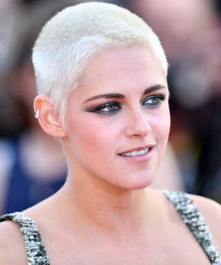 Kristen Stewart Is Making This '90s Boy Band Hairstyle Cool Again