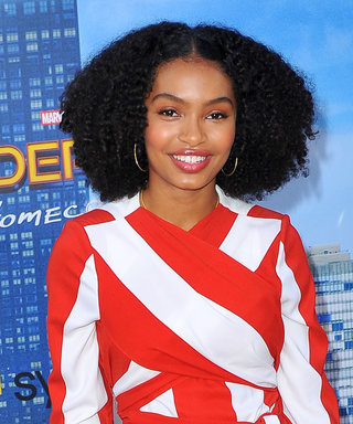 See Yara Shahidi Turn Jeans Into a Red-Carpet Worthy Look