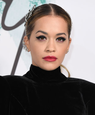 Daily Beauty Buzz: Rita Ora's Graphic Cat Eye