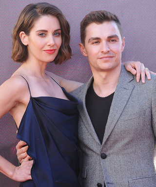 Alison Brie Had the Weirdest Response to Dave Franco's Proposal