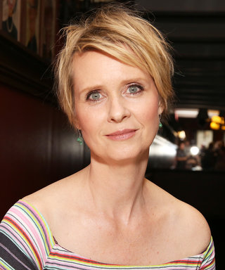 Cynthia Nixon Would Totally Do a Third Sex and the City Movie