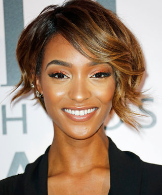 Daily Beauty Buzz: Jourdan Dunn's Orange Eyeshadow