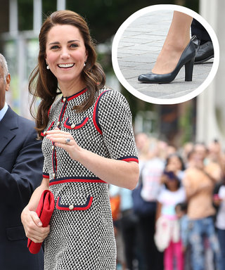 Kate Middleton Has Worn These Dependable Heels Since 2011
