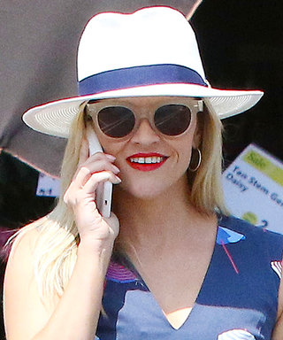 Reese Witherspoon Delivers 4th of July Outfit Inspo in a Draper James Dress