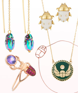 Get The Bug! Spruce Up Your Style With Scarab Jewelry