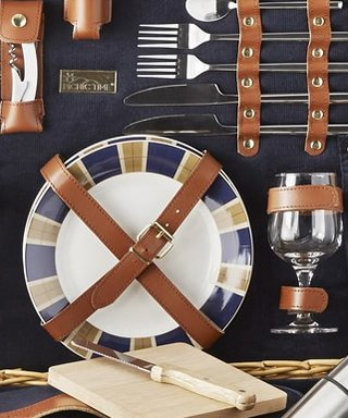 Pretty Picnic Baskets That Will Upgrade Your Next Trip to the Park