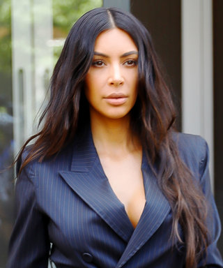 Kim Kardashian Looks Exactly the Same as She Did at 15 and the Internet Can't Believe It