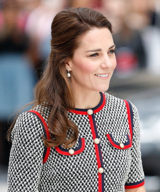 Kate Middleton Just Debuted the Haircut of Summer 2017 at Wimbledon