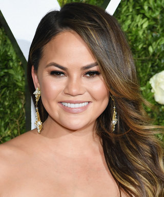 Chrissy Teigen Debuts Blonde Hair with a Makeup-Free Selfie