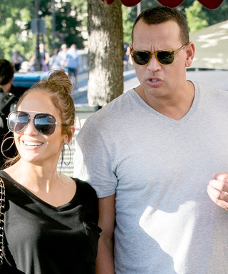 J.Lo Just Went for a Bike Ride with a Shirtless A-Rod