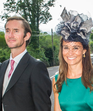 Newlywed Pippa Middleton Wore the Most Gorgeous Green Dress to a Friend's Irish Wedding