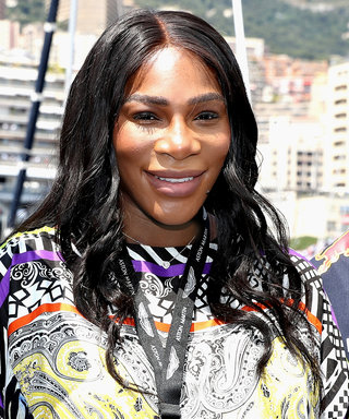 Serena Williams ManagesHer Wimbledon FOMO with aPregnant Practice Session