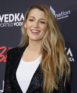 "Blake Lively and Her Look-Alike Nephew Are Total ""Party Animals"""