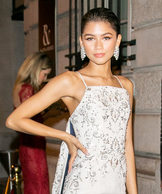 We Can't Stop Staring at Zendaya's Princess Gown