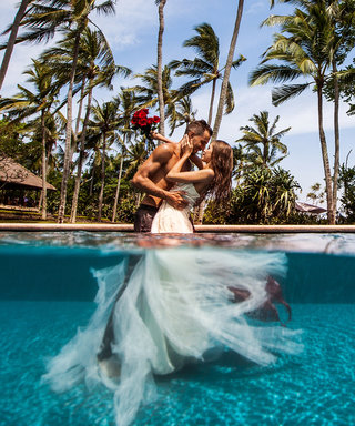 You Can Now Have the Underwater Wedding of Your Mermaid Dreams