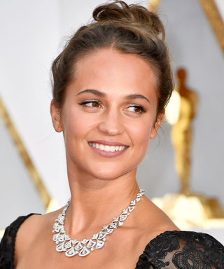 Alicia Vikander's Abs Are Insanely Chiseled in This New Bikini Pic