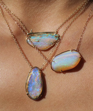 This Galaxy-Inspired Jewelry Serves All the Cosmic Vibes